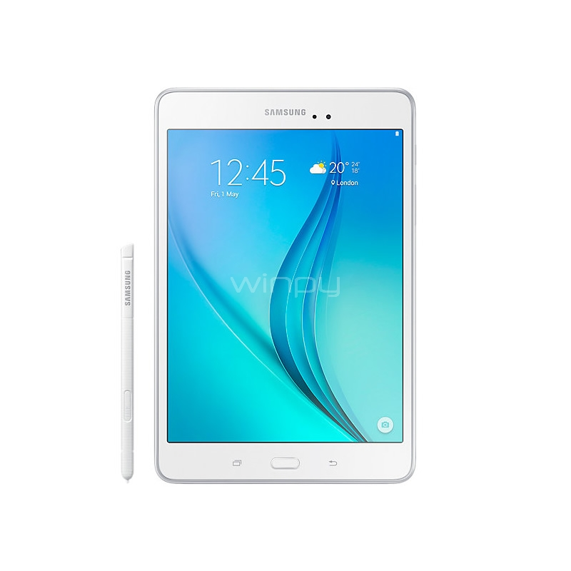 Tablet Samsung Galaxy Tab A 8 (Android, Wifi, S-Pen, Blanca)