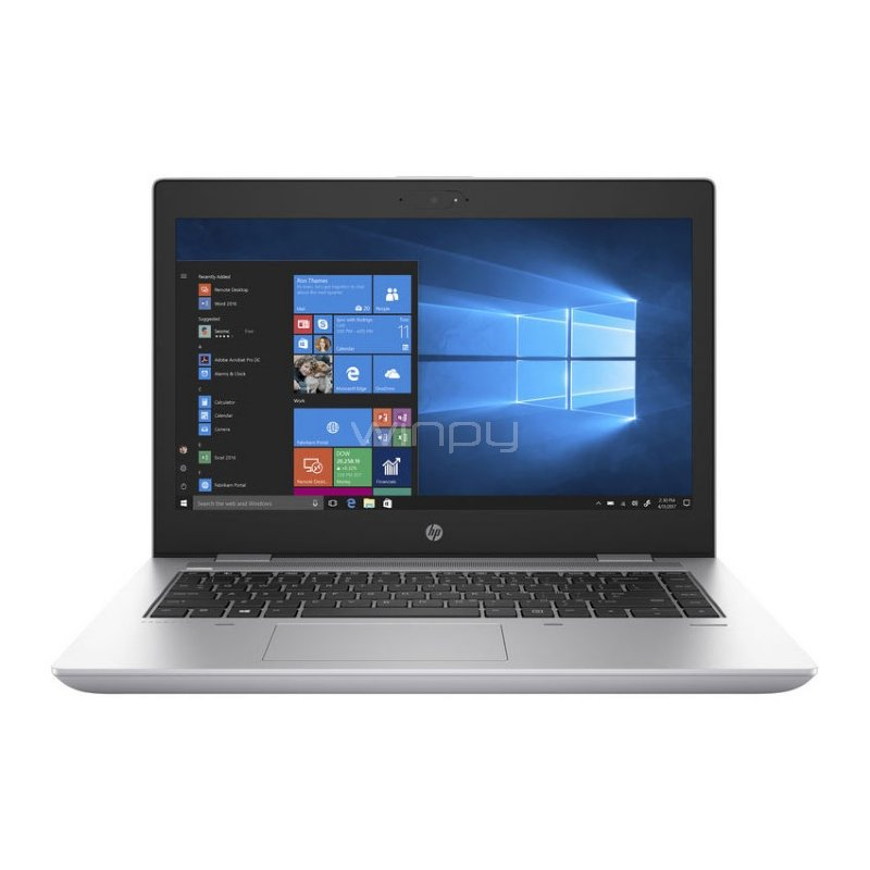 Notebook HP Probook 640 G4 (i5-8250U, 8GB DDR4, 1TB HDD, Pantalla 14, Win10 Pro)