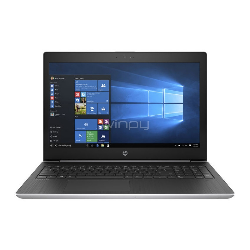 notebook hp probook 450 g5 (i5-8250u, 4gb ddr4, 1tb hdd, pantalla 15.6, win10 pro)