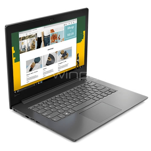 "Notebook Lenovo V130-14IGM (Celeron N4000, 4GB DDR4, 500GB HDD, Pantalla 14"", FreeDOS)"