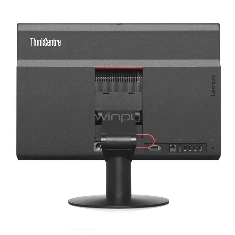 all in one lenovo thinkcentre m800z (i5-6400, 8gb ram, 256gb ssd, win10 pro, pantalla touch)