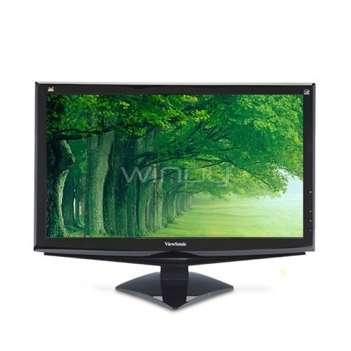 Monitor Viewsonic VA2248m-LED Full HD 1080p VGA & DVI