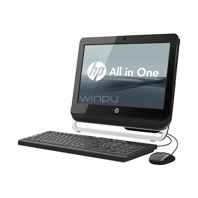 pc de escritorio hp 1105 all-in-one (4gb, 500gb hdd, pantalla 18,5, freedos)