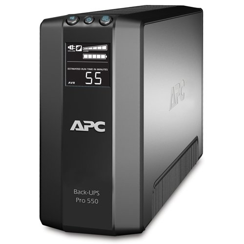 UPS APC Power-Saving Back-UPS Pro 550