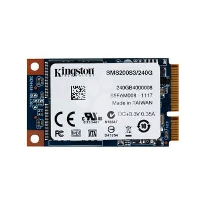 Unidad estado sólido mSATA Kingston 240GB MS200