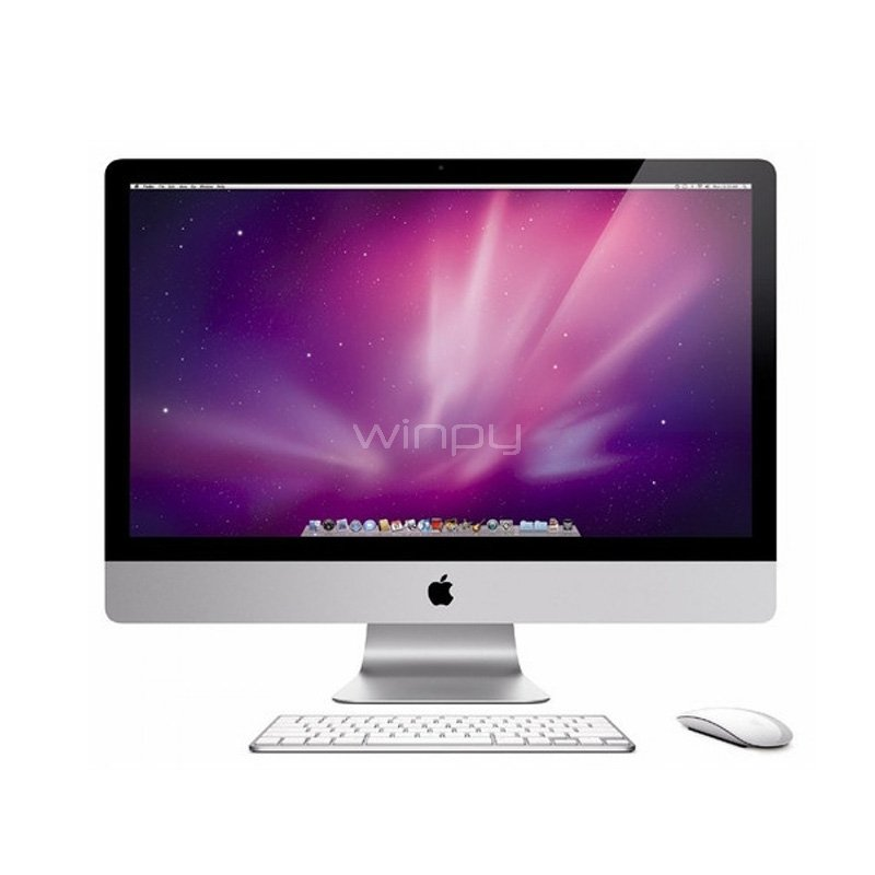 imac apple mid 2010 (21,5, i5, 500gb)